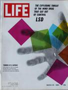 LIFE Magazine March 25, 1966 Magazine