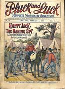 Pluck And Luck Magazine 2/1/1899 Magazine