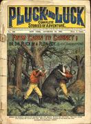 Pluck And Luck Magazine November 30, 1904 Magazine