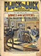 Pluck And Luck Magazine June 13, 1906 Magazine