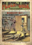 Pluck And Luck Magazine October 21, 1908 Magazine
