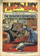 Pluck And Luck Magazine May 12, 1909 Magazine