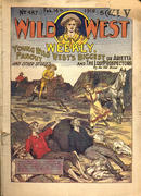 Wild West Magazine February 16, 1912 Magazine