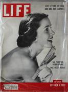 LIFE Magazine October 6, 1952 Magazine