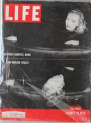 LIFE Magazine August 18, 1952 Vintage Magazine