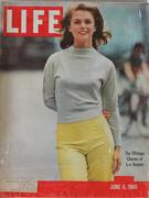 LIFE Magazine June 6, 1960 Magazine