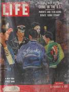 LIFE Magazine September 9, 1957 Magazine