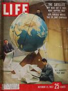 LIFE Magazine October 21, 1957 Magazine