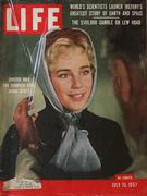 LIFE Magazine July 15, 1957 Magazine