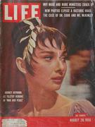 LIFE Magazine August 20, 1956 Magazine