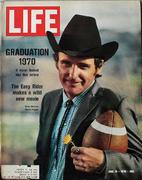 LIFE Magazine June 19, 1970 Magazine