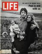 LIFE Magazine November 7, 1969 Magazine