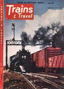 Trains & Travel Magazine September 1953 Magazine