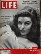 LIFE Magazine March 23, 1953 Magazine