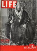 LIFE Magazine May 31, 1943 Magazine