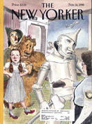 The New Yorker November 16, 1998 Magazine