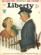 Liberty Magazine April 28, 1934 Magazine
