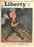Liberty Magazine November 10, 1934 Magazine