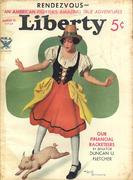 Liberty Magazine March 17, 1934 Magazine