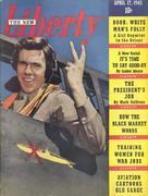Liberty Magazine April 17, 1943 Magazine