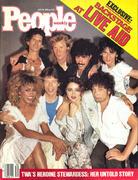 People Magazine July 29, 1985 Magazine