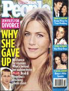People Magazine April 11, 2005 Magazine
