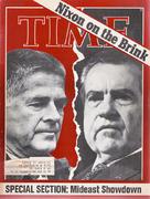 Time Magazine October 29, 1973 Magazine