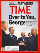 Time Magazine December 19, 1988 Magazine