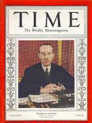 Time Magazine June 14, 1937 Magazine