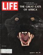 LIFE Magazine January 6, 1967 Magazine