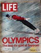 LIFE Magazine February 18, 1972 Magazine