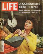 LIFE Magazine July 16, 1971 Magazine