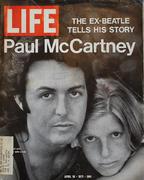 LIFE Magazine April 16, 1971 Magazine
