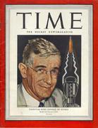 Time Magazine April 3, 1944 Magazine