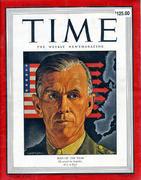 Time Magazine January 3, 1944 Magazine