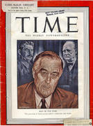 Time Magazine January 5, 1942 Magazine