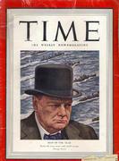 Time Magazine January 6, 1941 Magazine
