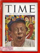 Time Magazine October 1, 1951 Magazine