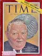 Time Magazine October 28, 1957 Magazine