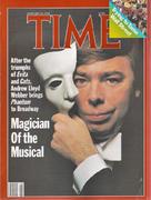 Time Magazine January 18, 1988 Magazine