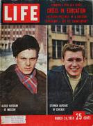 LIFE Magazine March 24, 1958 Magazine