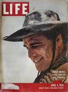 LIFE Magazine April 4, 1960 Magazine