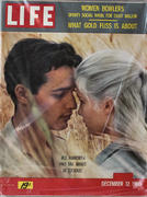 LIFE Magazine December 12, 1960 Magazine