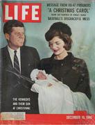 LIFE Magazine December 19, 1960 Magazine