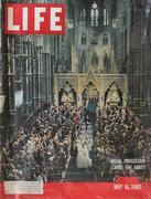LIFE Magazine May 16, 1960 Magazine