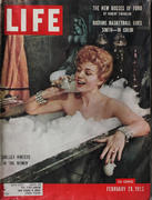 LIFE Magazine February 28, 1955 Magazine
