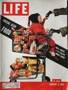 LIFE Magazine January 3, 1955 Magazine