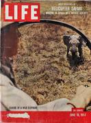 LIFE Magazine June 10, 1957 Magazine