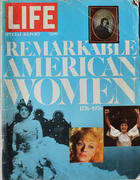 LIFE Magazine Summer 1976 Special Report - Remarkable American Women Magazine