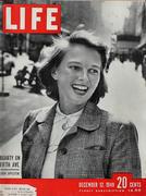 LIFE Magazine December 12, 1949 Magazine